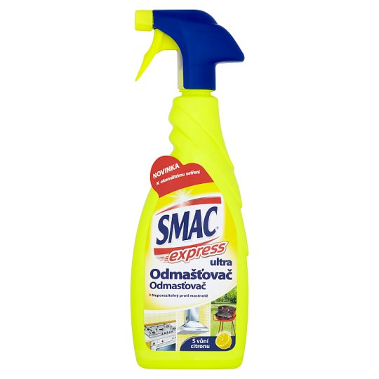 Smac Express Ultra odmasťovač 650 ml