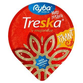 Ryba More Zdravia Cod in Mayonnaise Pikant 140 g