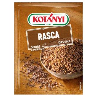 Kotányi Rasca drvená 25 g