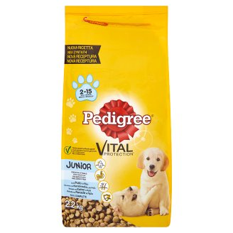 Pedigree Vital Protection Junior Complete Food for Puppies and Pregnant or Lactating Females 2.2 kg