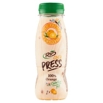 RIO FRESH 100% Juice from Pressed Orange 200 ml