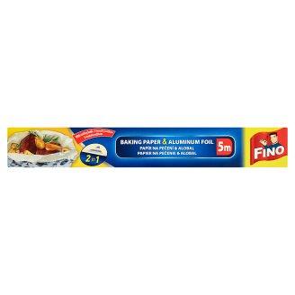 Fino Baking Paper & Aluminum Foil 5 m x 30 cm