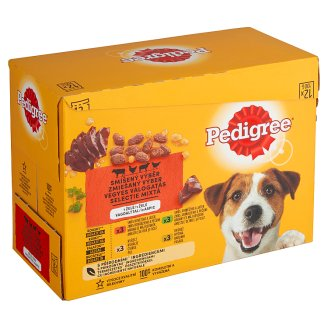 Pedigree Vital Protection 100% Complete Nutrition in Jelly 12 x 100 g
