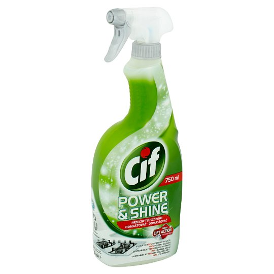Cif Power & Shine Degreaser 750 ml