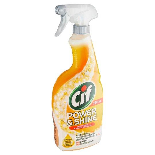 Cif Power&Shine Kitchen Cleaning Spray 750 ml