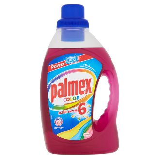 Palmex Color Concentrated Laundry Detergent 20 Washes 1.460 L