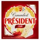 Président Camembert s chilli papričkami 90 g