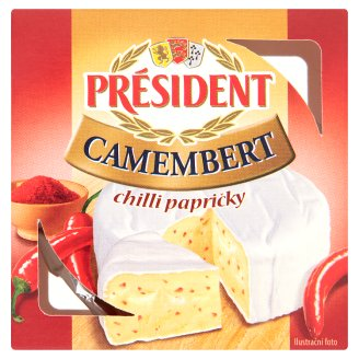 Président Camembert with Chilli 90g