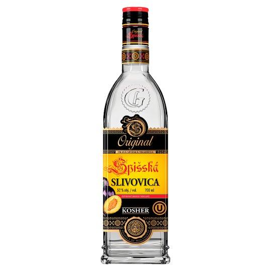 Gas Familia Original Spiš Plum Spirit 52 % 700 ml
