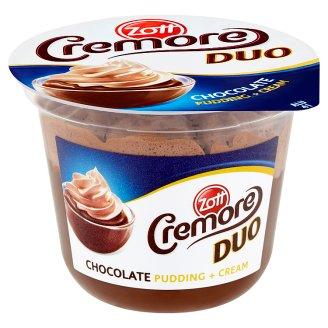 Zott Cremore Duo čokoládový dezert s kakaovou šľahačkou 200 g