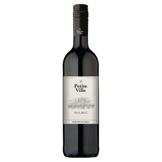 Petite Ville Malbec Red Wine 750 ml