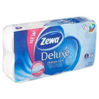 Zewa Deluxe Delicate Care toaletný papier 3-vrstvový 8 ks