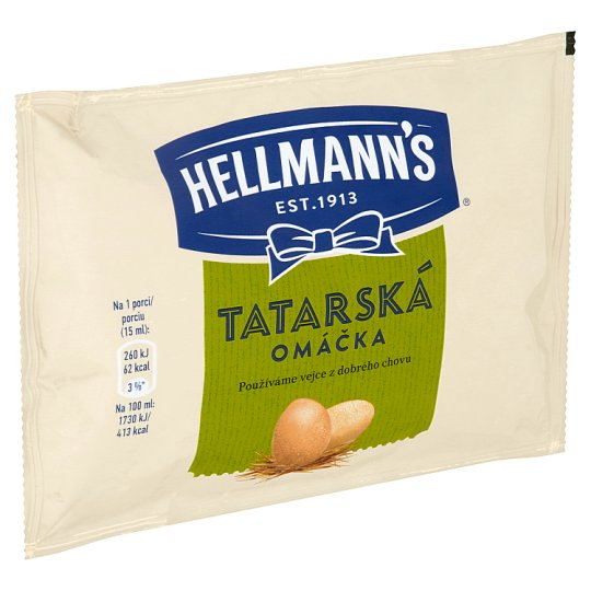Hellmann's Tartar Sauce 100 ml