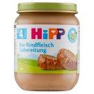HiPP Bio hovädzie mäso - pyré 125 g
