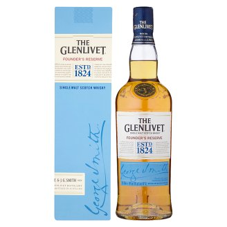 The Glenlivet Founders Reserve 40% 0.7 L