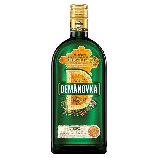 Demänovka Liqueur with Honey 33% 0.7 L