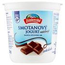 Zvolenský Smotanový jogurt miešaný čokoládový 320 g