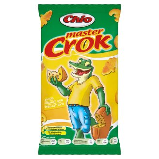 Chio Master Crok Corn Snack with Cheese Flavour 40 g