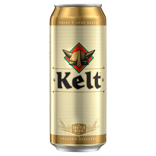Kelt Light Lager Beer 10% 500 ml