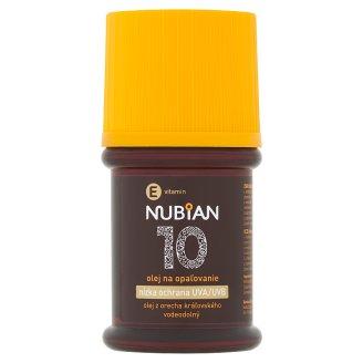Nubian Olej na opaľovanie SPF 10 60 ml