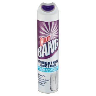 Cillit Bang Active Foam Antibac & Hygiene 600 ml