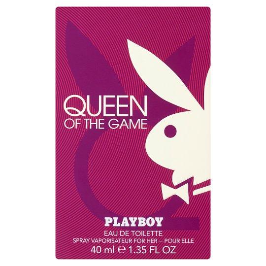 Playboy Queen of the Game Toaletná voda 40 ml