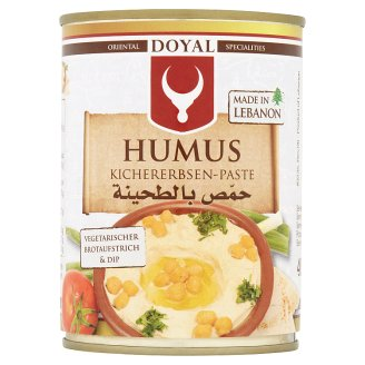 Doyal Hummus Tahini cícerová nátierka 400 g