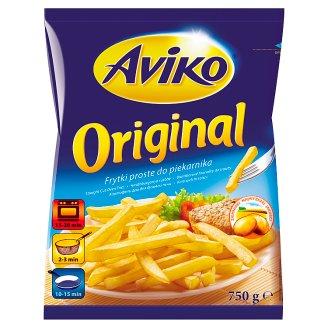 Aviko Original Potato Chips 750 g