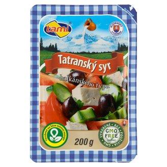 Tami Tatranský syr balkánskeho typu 200 g
