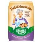 Babičkina Voľba Hladká múka na krehké pečivo pšeničná 1 kg
