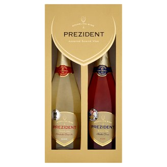 Château Topoľčianky Prezident Quality Sparkling Wine 2 x 0.75 L