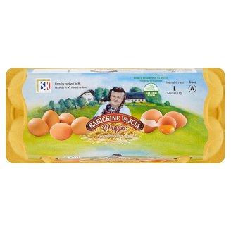 Grandmother's Eggs L 10 pcs