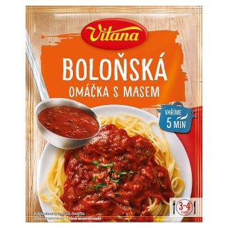 Vitana Bolonská omáčka s mäsom 75 g