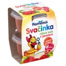 Hamánek Svačinka Rice Mash with Strawberries 2 x 130 g
