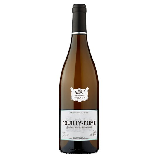 Tesco Finest Pouilly Fumé Dry White Wine 750 ml