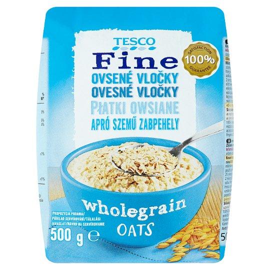 Tesco Fine Oatmeal 500 g