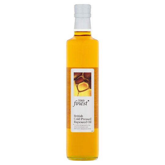 Tesco Finest Repkový olej 500 ml