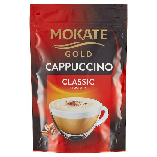 Mokate Caffelleria Gold Classic Cappuccino 100 g