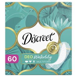 Discreet Multiform Waterlily Priedušné Intímky 60 ks