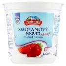 Zvolenský Smotanový jogurt miešaný jahodový 320 g