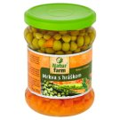 Natur Farm Carrot with Peas in Brine 470 g