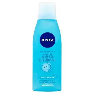 Nivea Gentle Cleansing Gel 200 ml