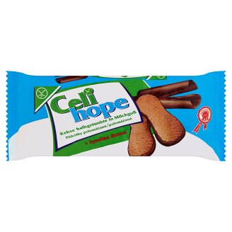 Celi Hope Biscuits Half Dipped 100 g