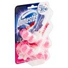 Domestos Power 5 Pink Magnolia Solid Toilet Block 2 x 55 g