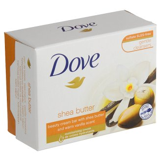 Dove Purely Pampering Shea Butter krémová tableta na umývanie 100 g