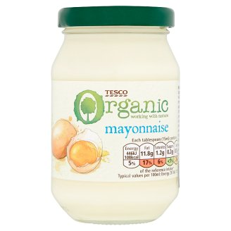 Tesco Organic Bio Mayonnaise 250 ml