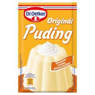 Dr. Oetker Originál Puding Smotanovo-vanilková aróma 37 g