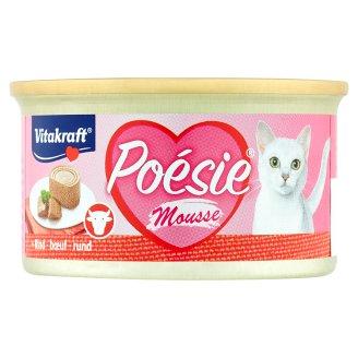 Vitakraft Poésie Mausse + Beef 85 g
