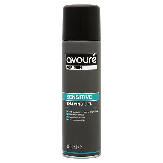 Avouré For Men Gél na holenie Sensitive 200 ml