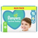 Pampers Active Baby Size 6, 44 Nappies, 13-18 kg